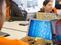 An online collaborative challenge for budding entrepreneurs