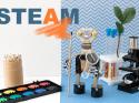 STEAM programs for a blended learning model