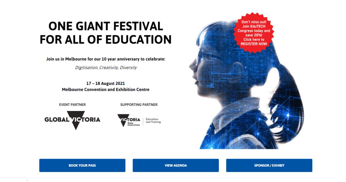 EduTECH Australia 2021