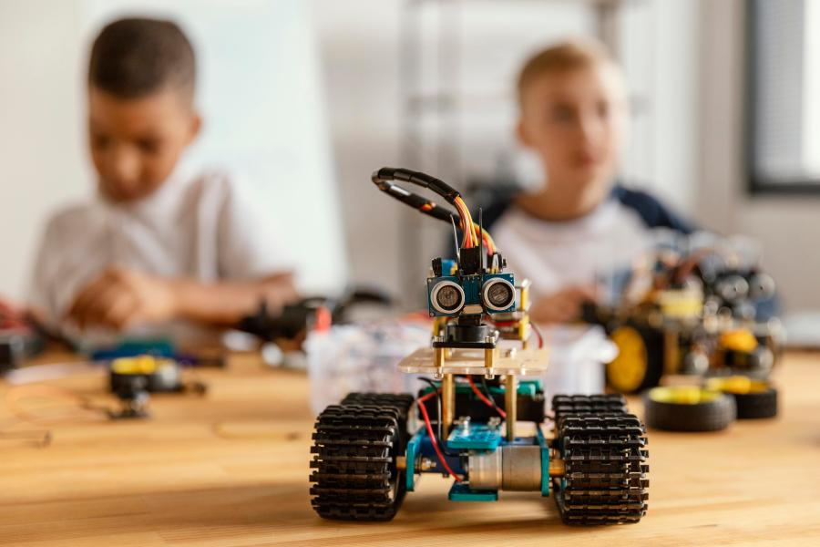 Robotics and Coding for Early Years