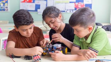 Modern learning through entrepreneurship and innovation