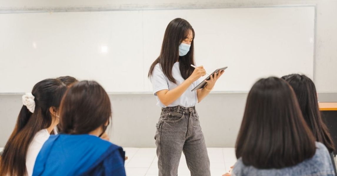Accelerating disruption- Shifting the Student Learning Experience