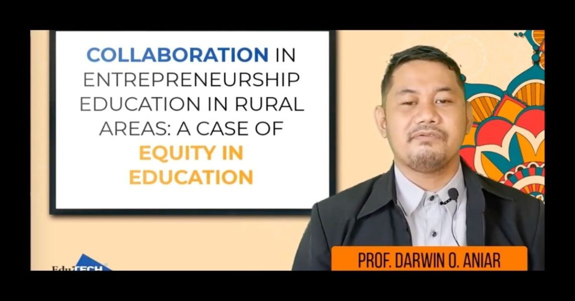 Collaboration in entrepreneurship education in rural areas – A case of equity in education