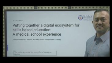 Putting together a digital ecosystem for skills-based education- A medical-school experience