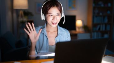 Taking the University online, transforming the campus experience