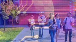 The transformed university campus- Resilient, robust, and digital